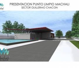 PUNTO LIMPIO, MACHALÍ.